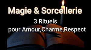 MAGIE NOIRE VAUDOU ET SORTILÈGES D'AMOUR POUR SÉDUIRE